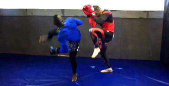 Kickboxing for MMA